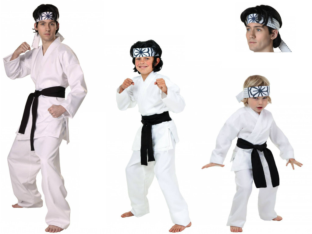 The Karate Kid Daniel San Costumes