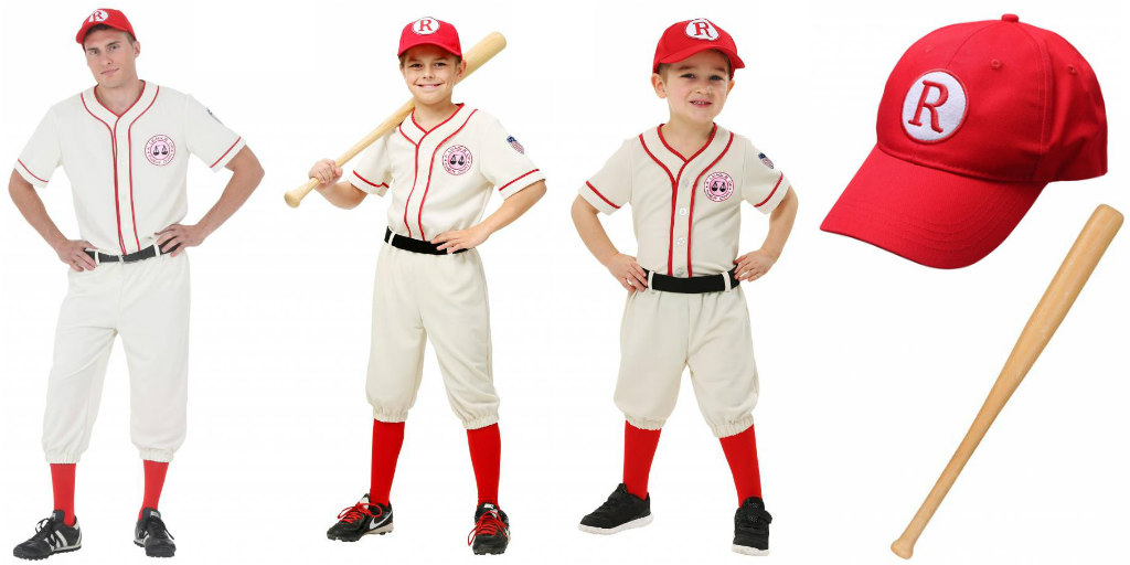 A League of Their Own Coach Jimmy costumes