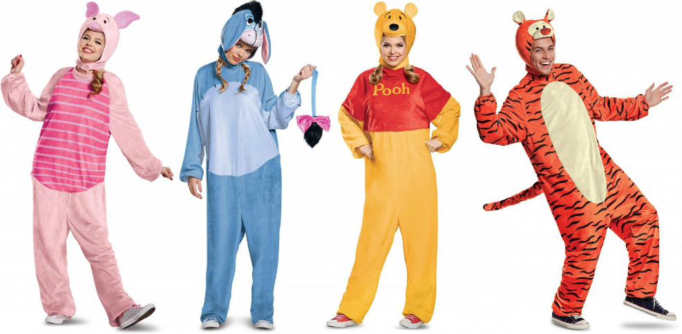 c641fc2710e5 Journey to The Hundred Acre Wood With These Winnie the Pooh Costumes ...