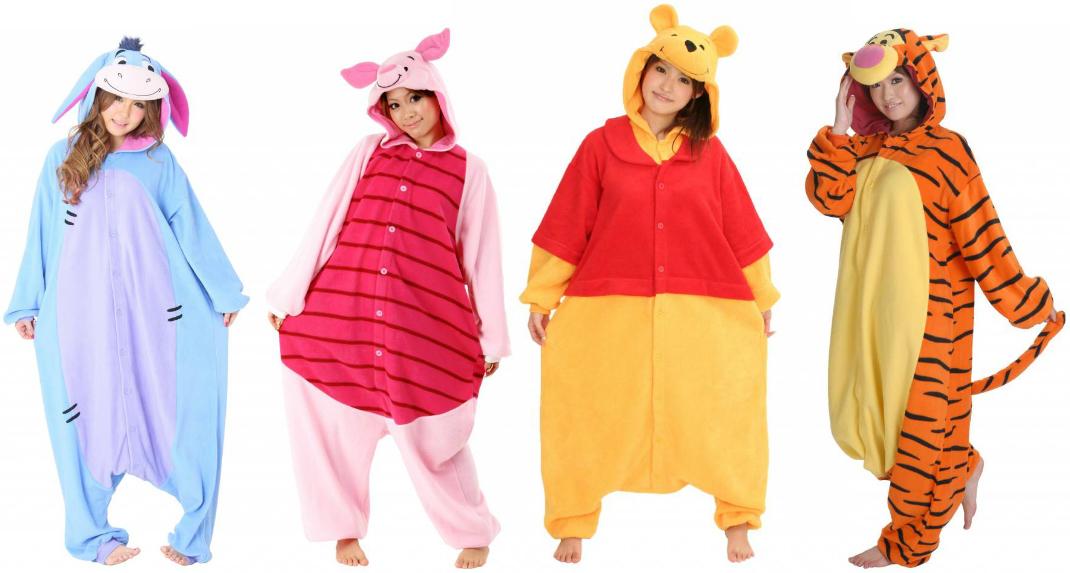 Winnie the Pooh Pajamas