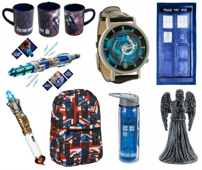 Other Doctor Who Gifts