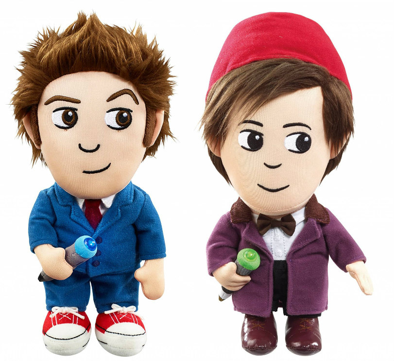 Doctor Who Plush Dolls