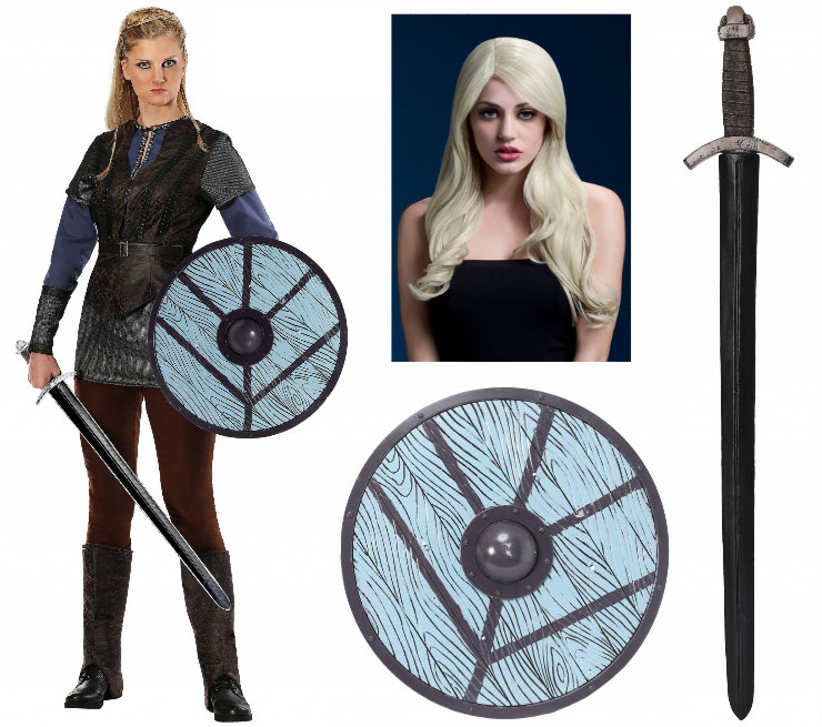 lagertha costume accesseries