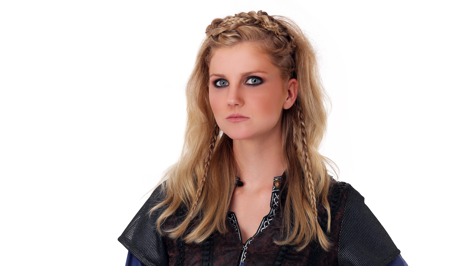 lagertha hair tutorial