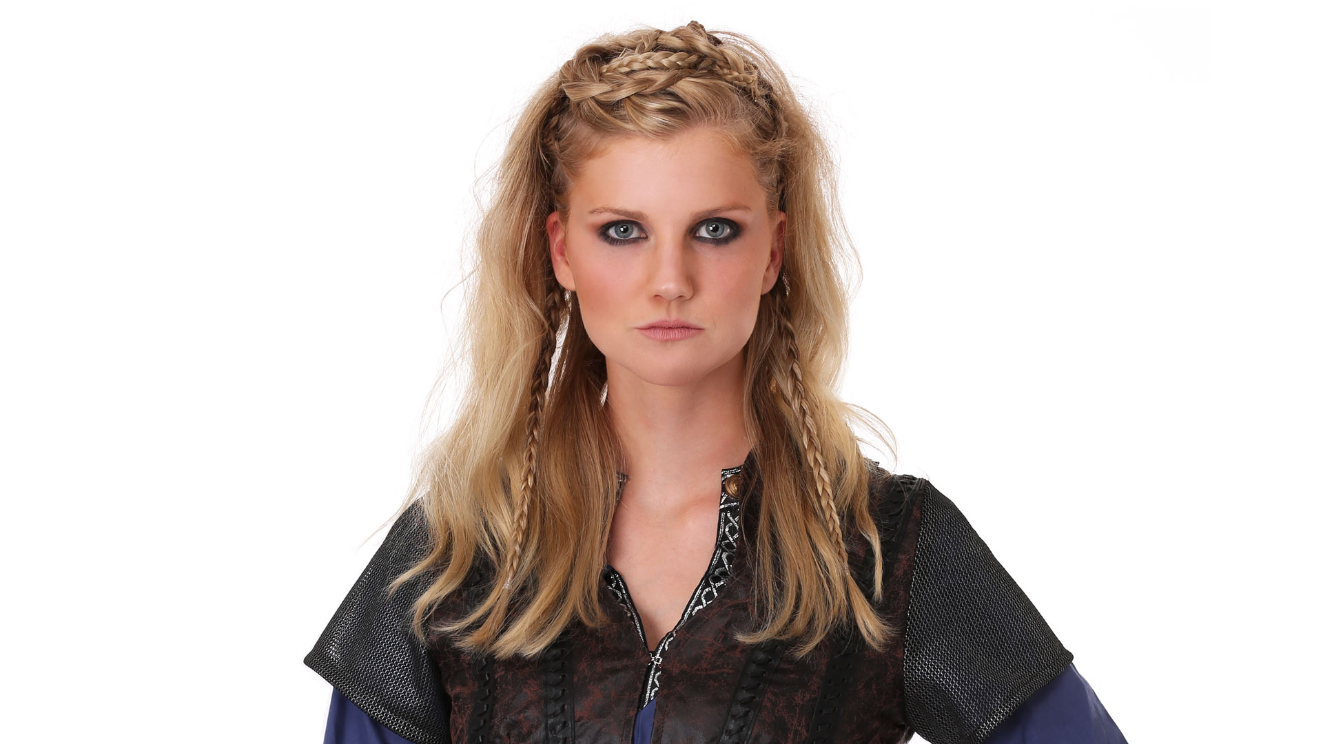Lagertha's Completed Look