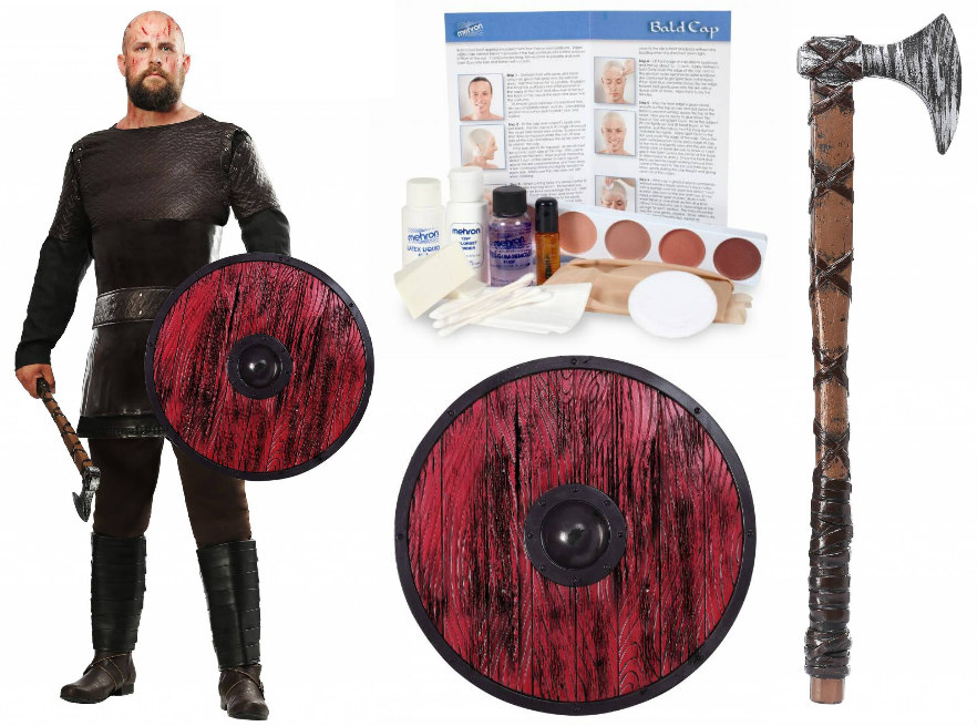 ragnar costume accessories
