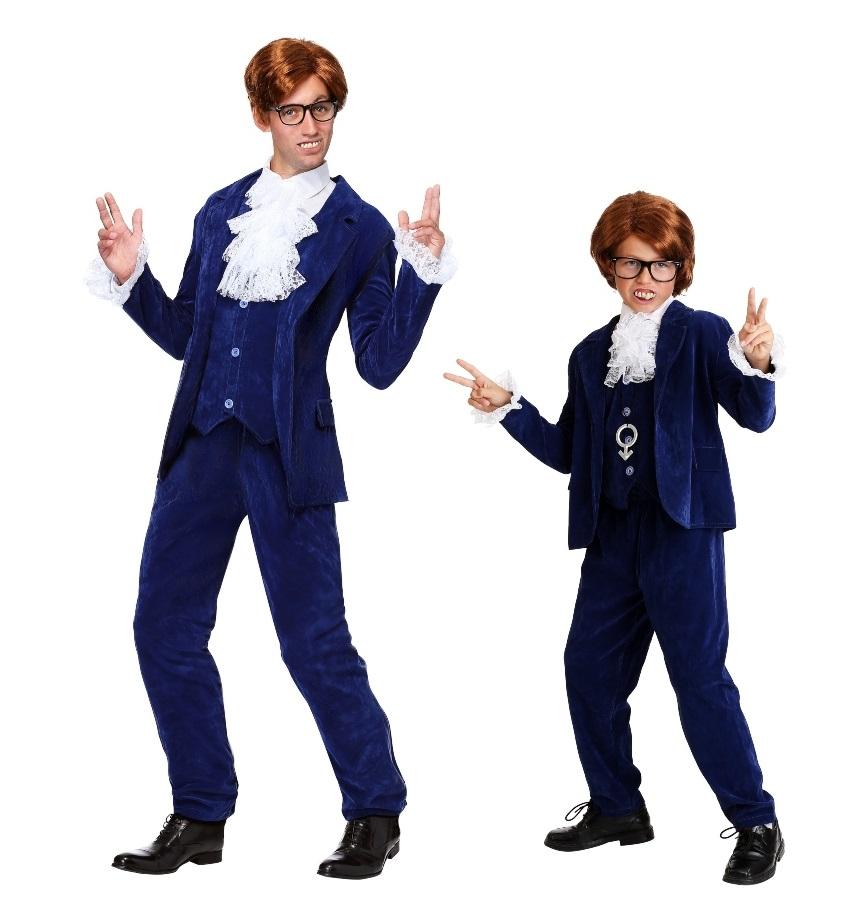 Austin Powers Halloween Costumes