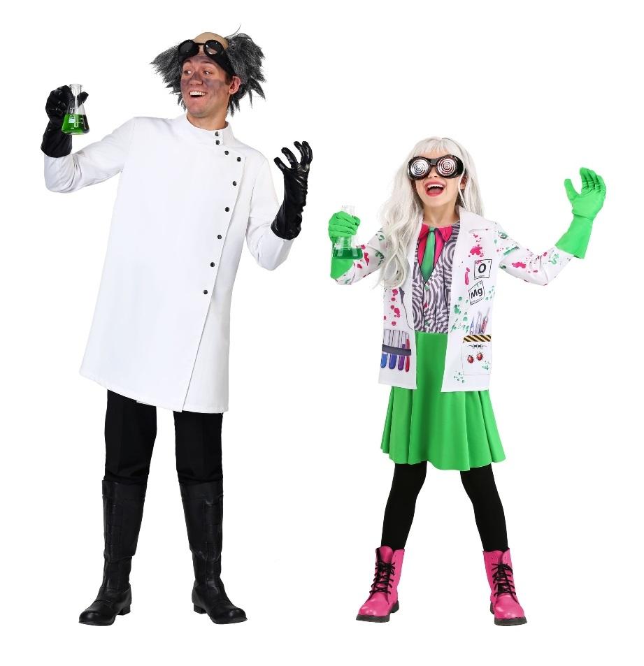 Mad Scientist Halloween Costumes