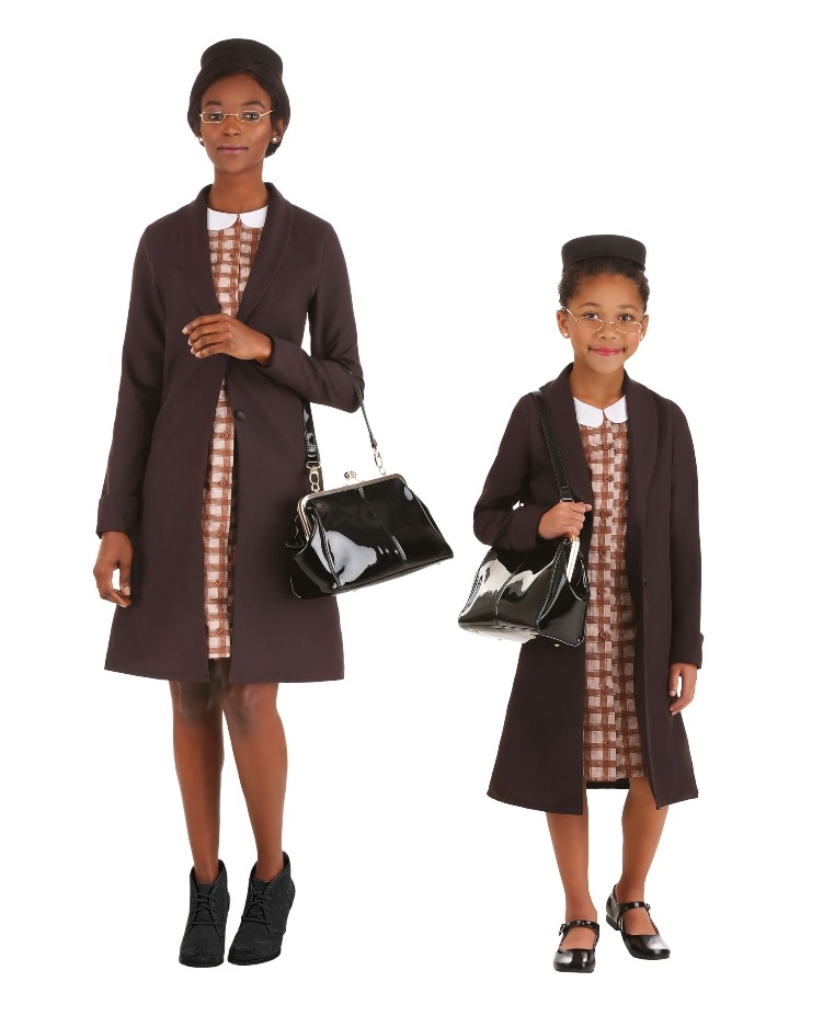 Rosa Parks Halloween Costumes