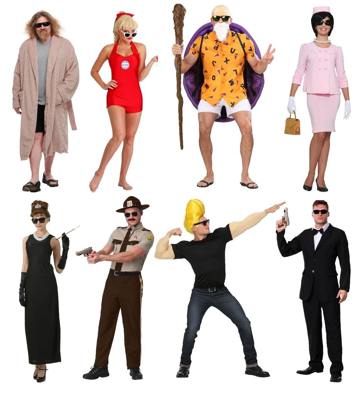 Sunglasses Halloween Costume Ideas