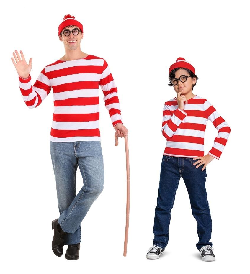 Waldo Halloween Costumes