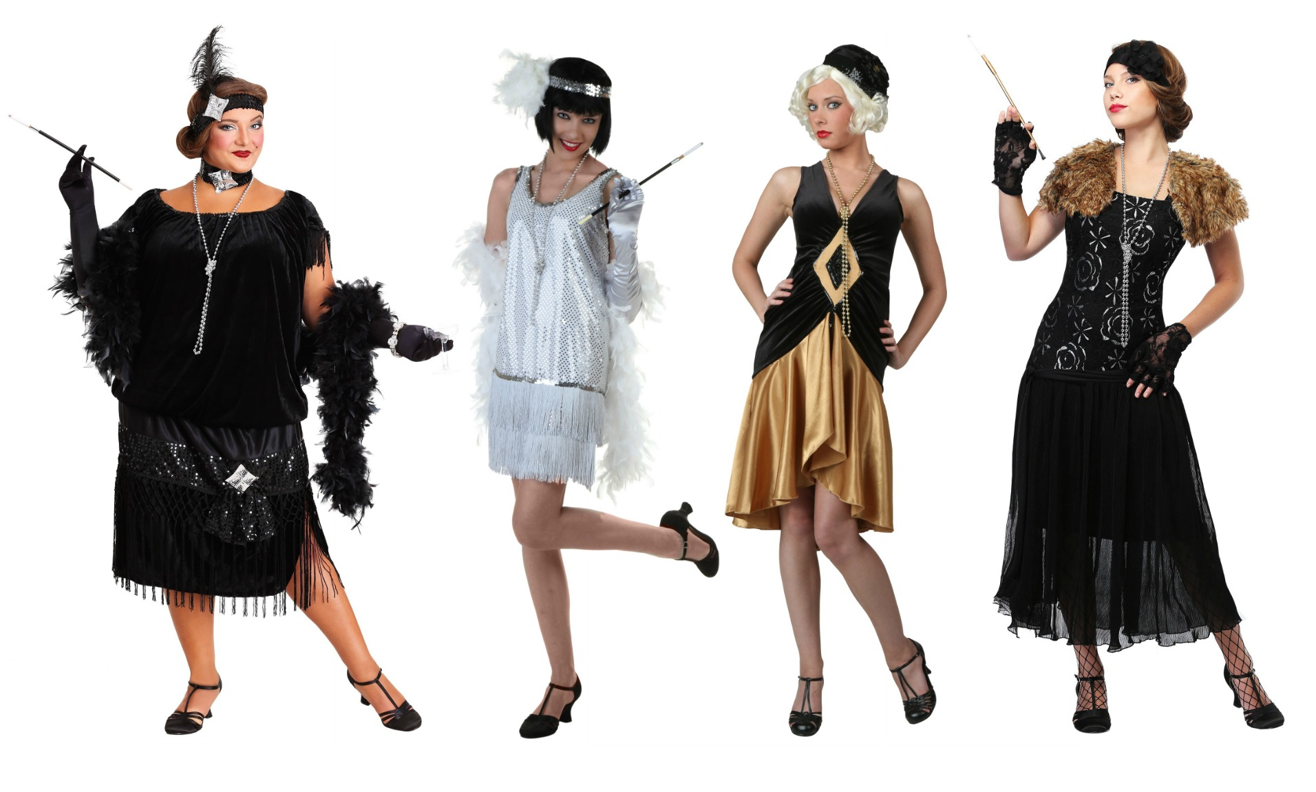 Flapper Dresses for Women
