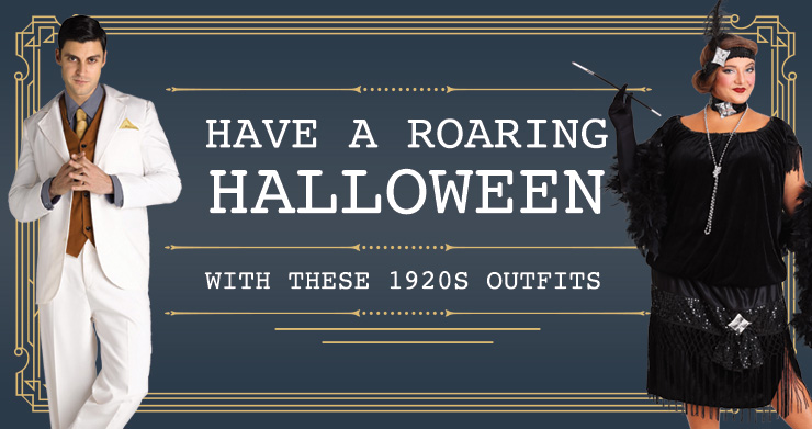 Have a Roaring Halloween with these 1920s Outfits