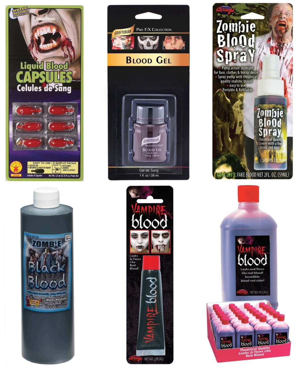Fake Blood Products