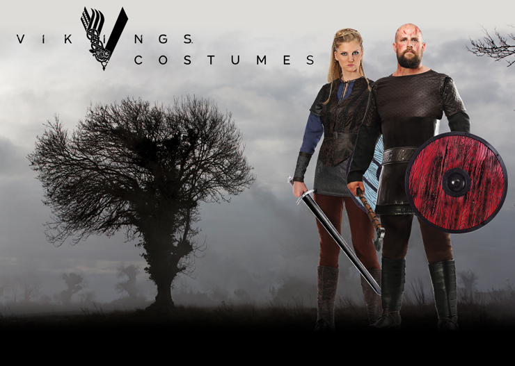 Vikings Costume Guide