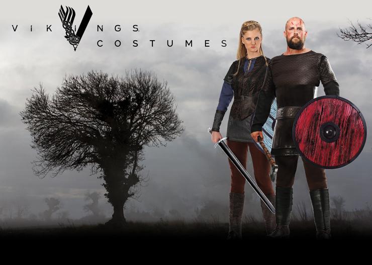 Vikings Costume Guide