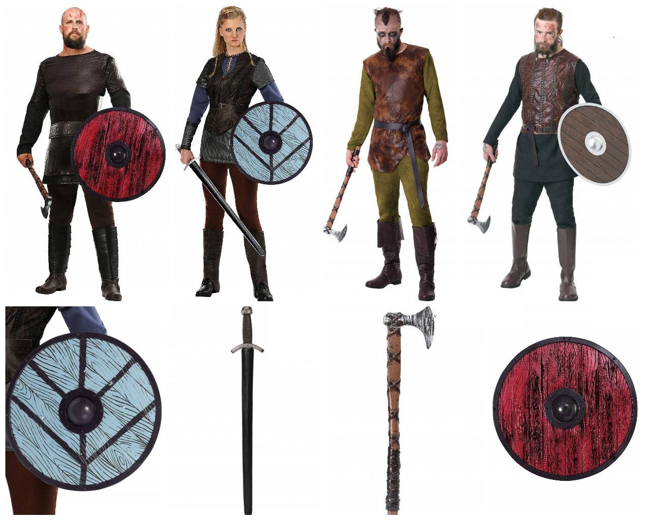 Vikings TV Show Costumes