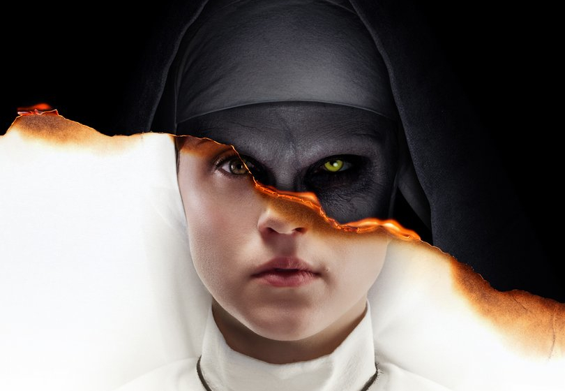 The Nun Movie Poster