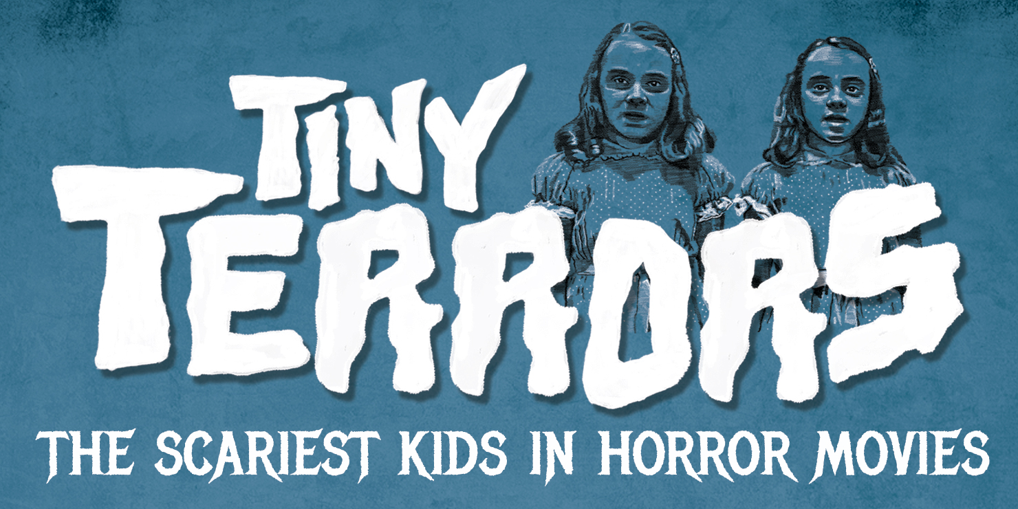 Tiny Terrors: The Scariest Kids in Horror Movies