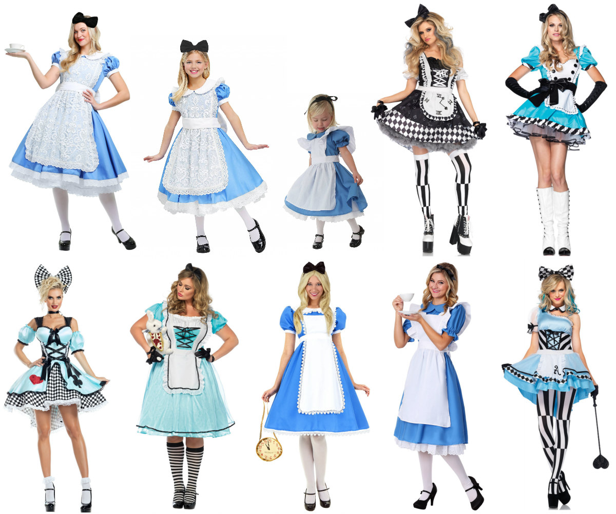 Timeless Alice Costumes