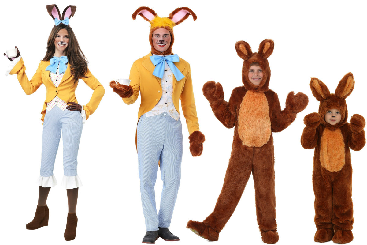 Tea Time March Hare Costumes