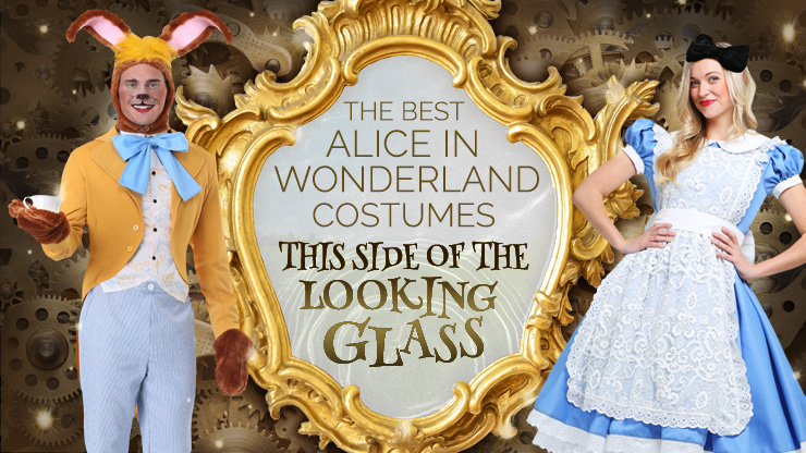 The Best Alice in Wonderland costumes on This Side of the Looking Glass