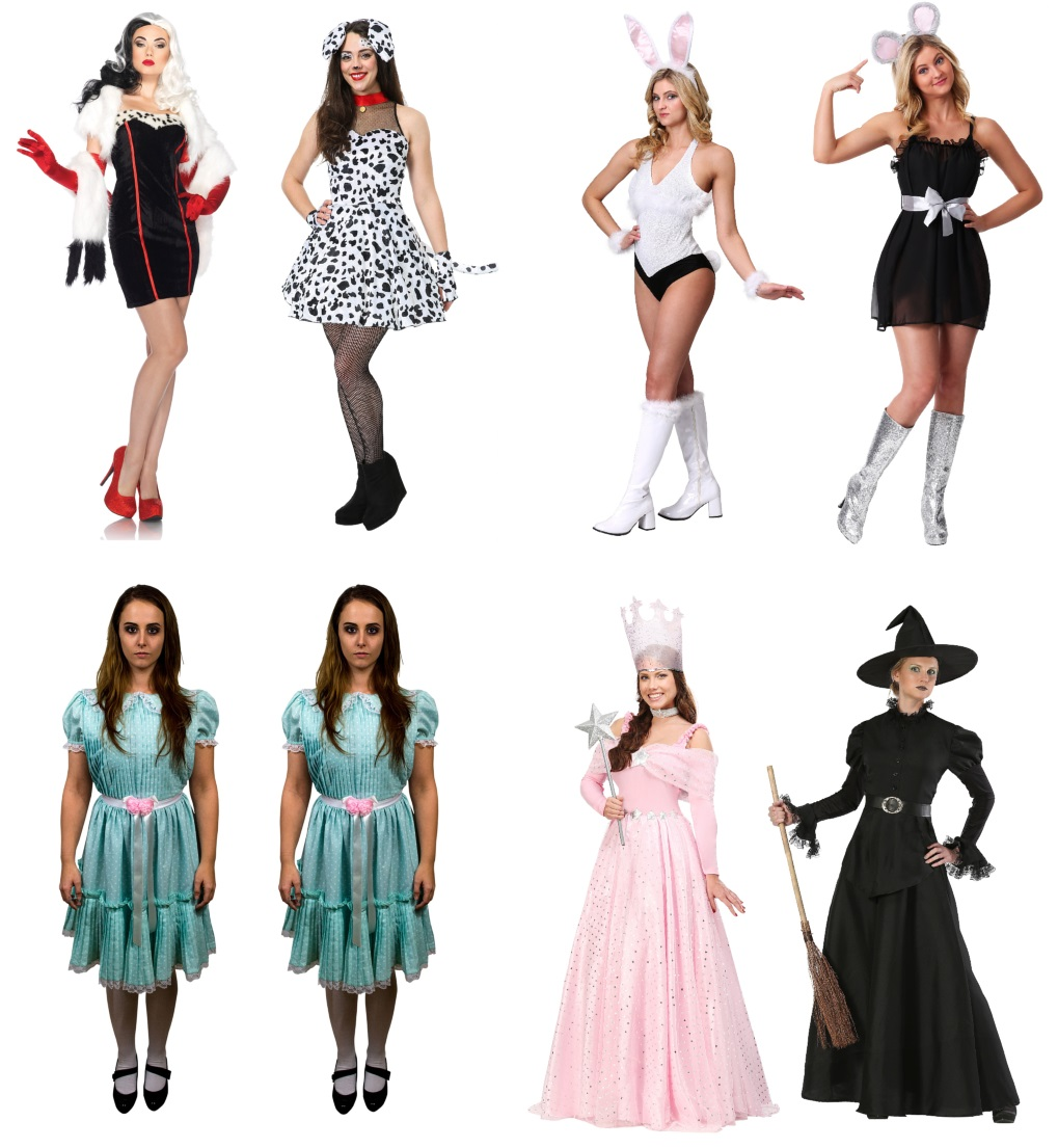 Movie Inspirations for Sister Costumes