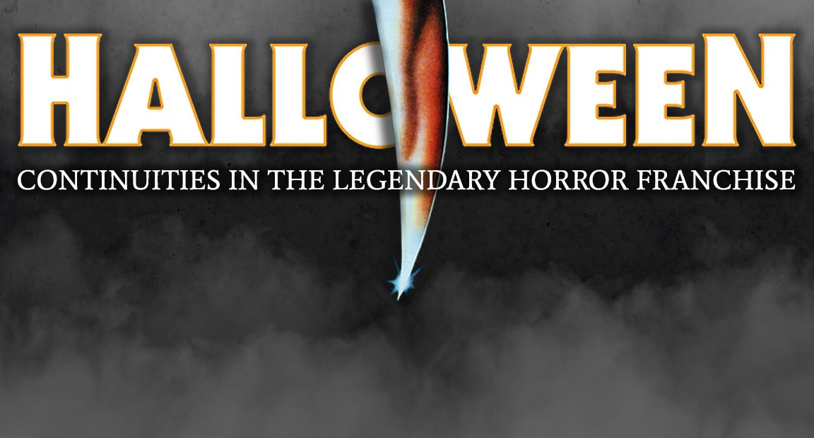 Halloween Movie Timeline Infographic