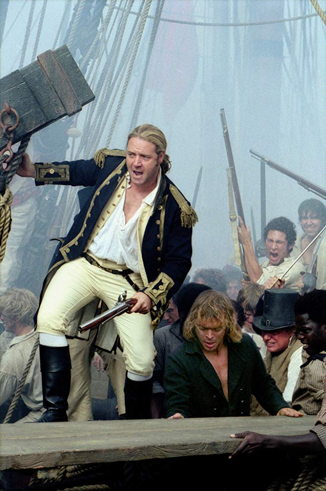 Master and Commander Costumes