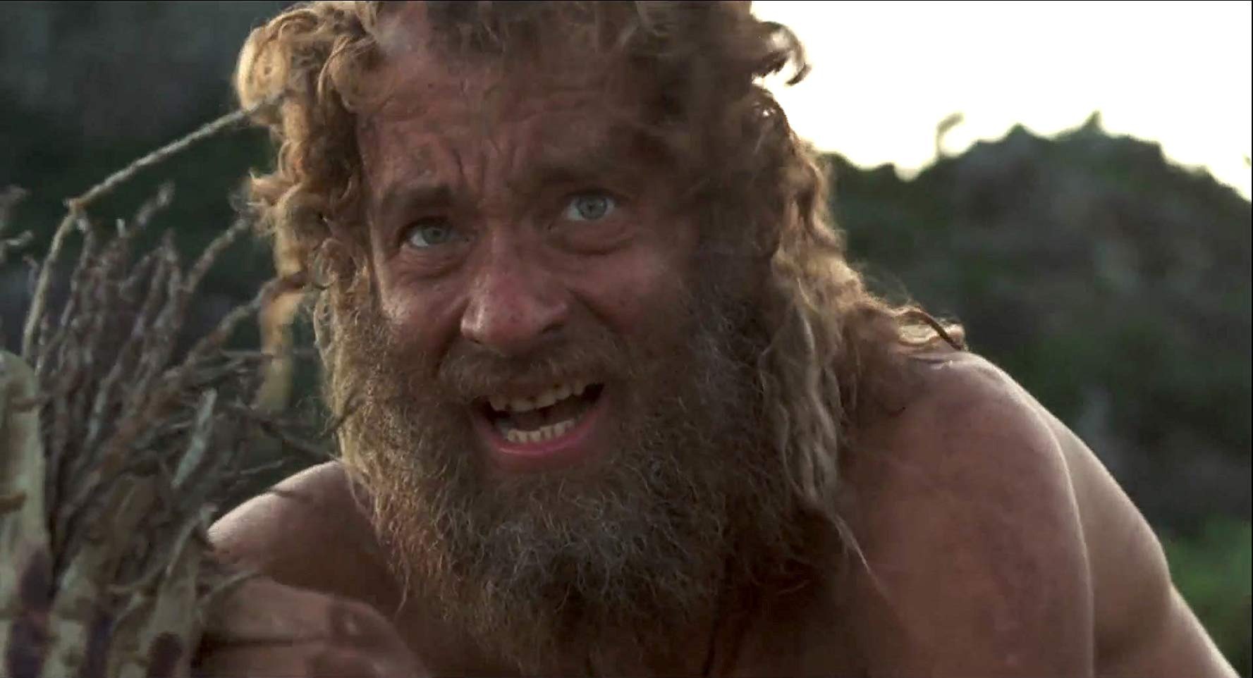 Cast Away Chuck Noland