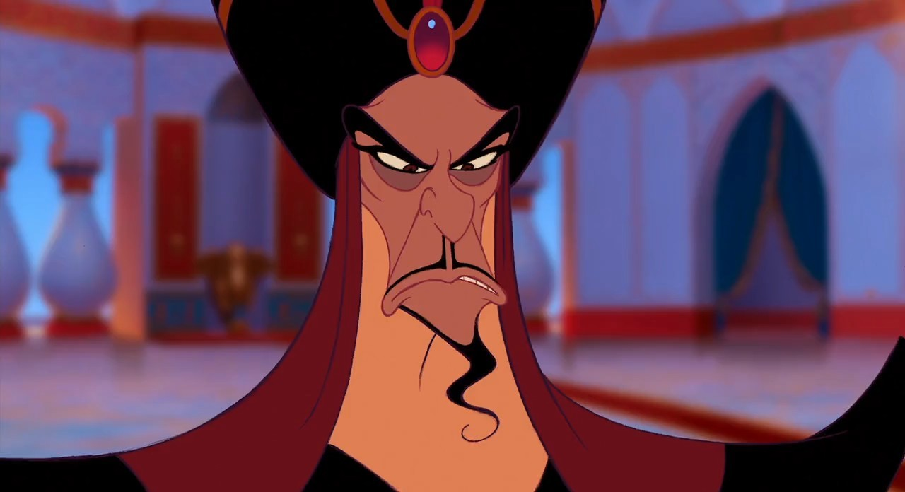 Jafar from Aladdin