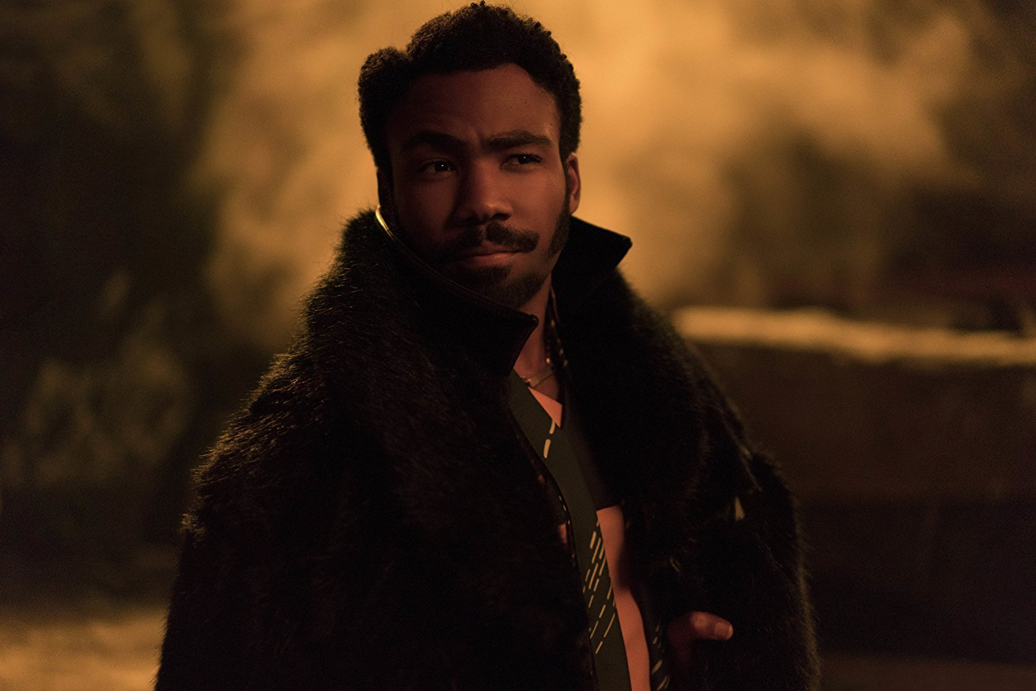 Lando Calrissian from Solo: A Star Wars Story