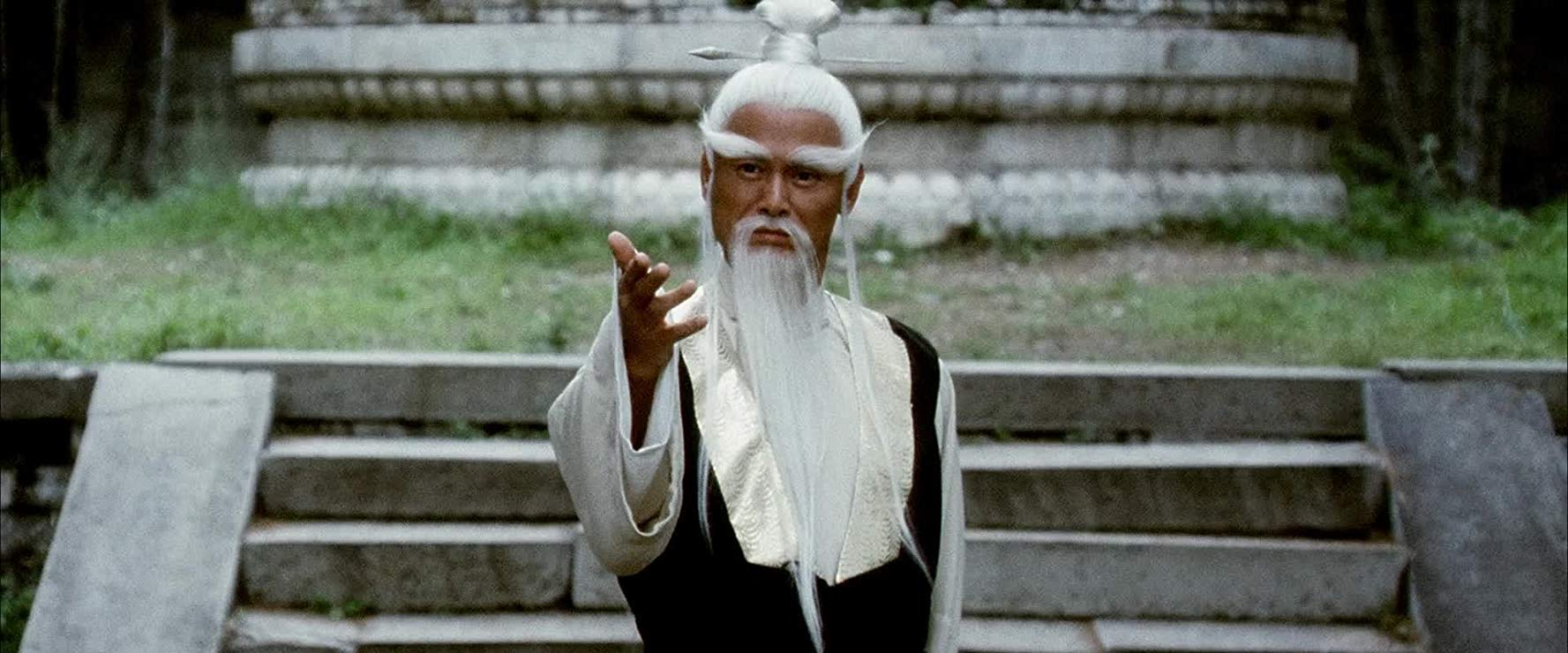 Pai Mei from Kill Bill 2