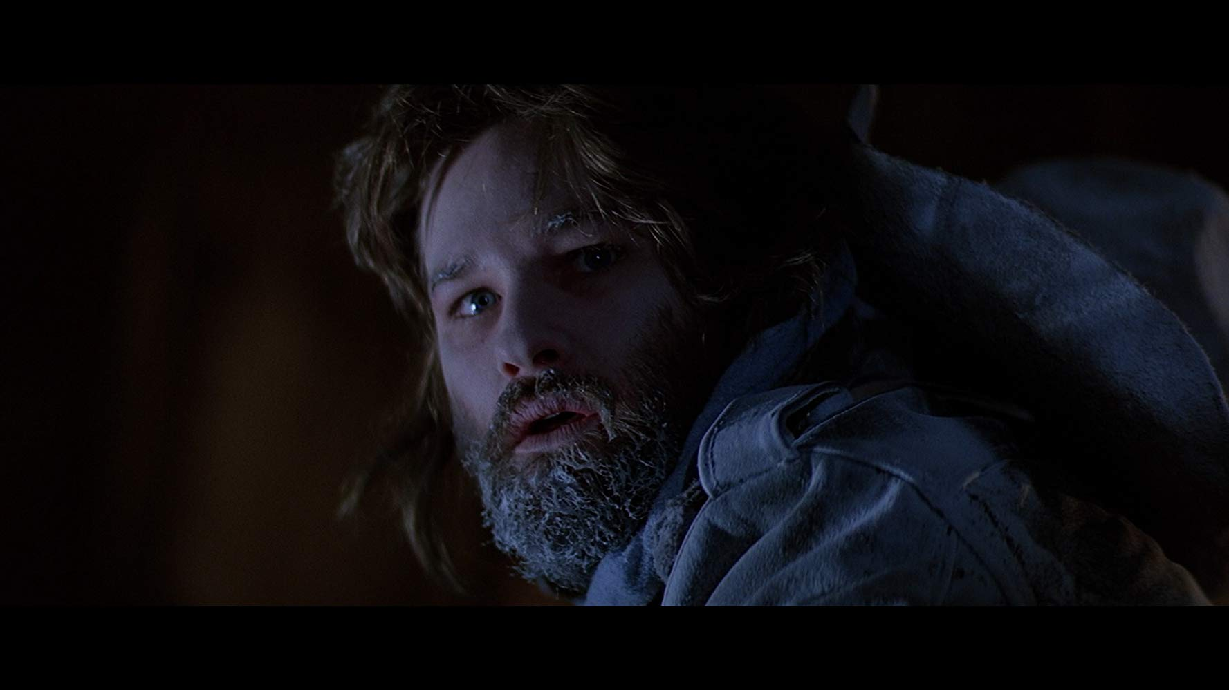 RJ MacReady from The Thing