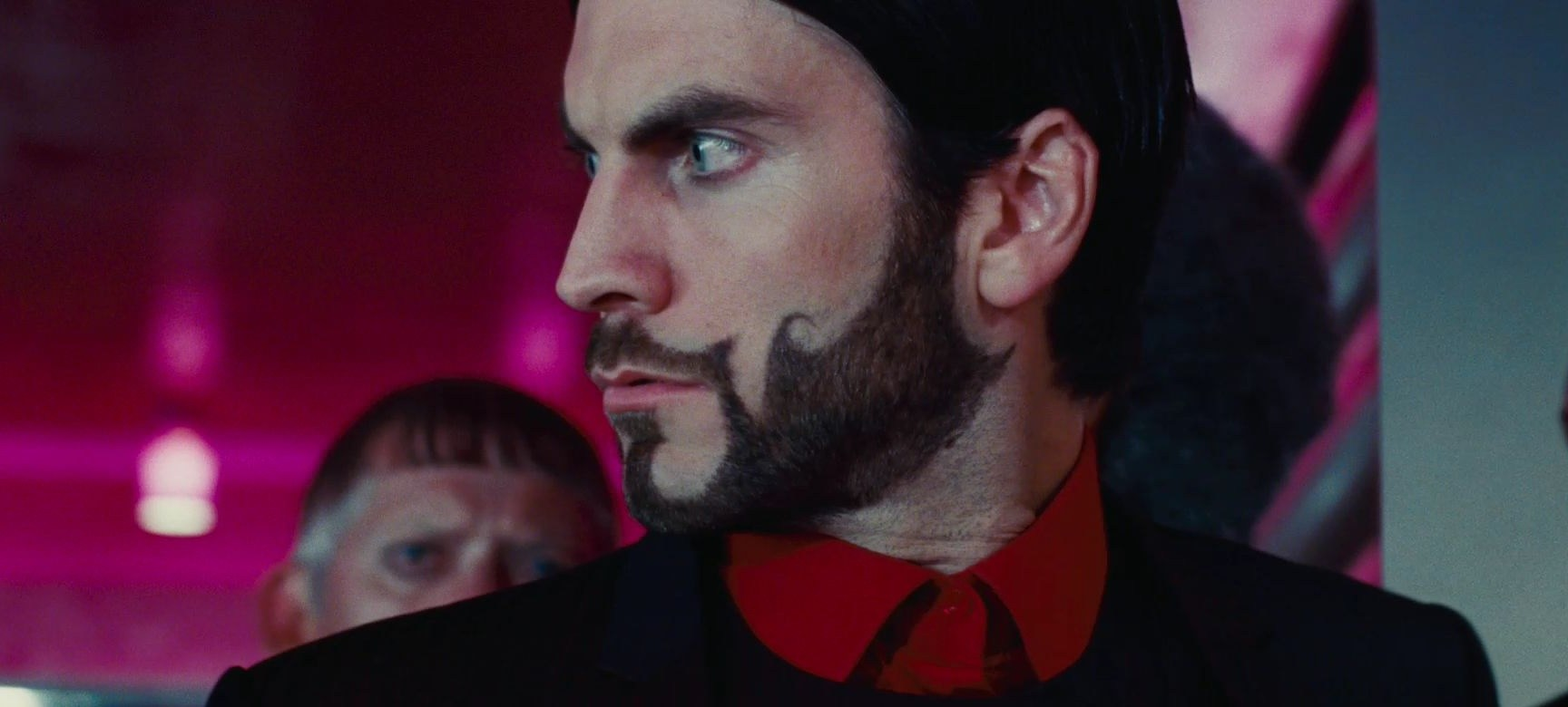 Seneca Crane from Hunger Games