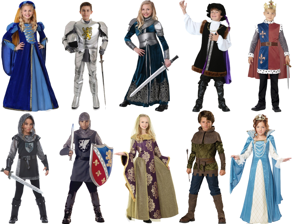 Renaissance Costumes for Cold Weather