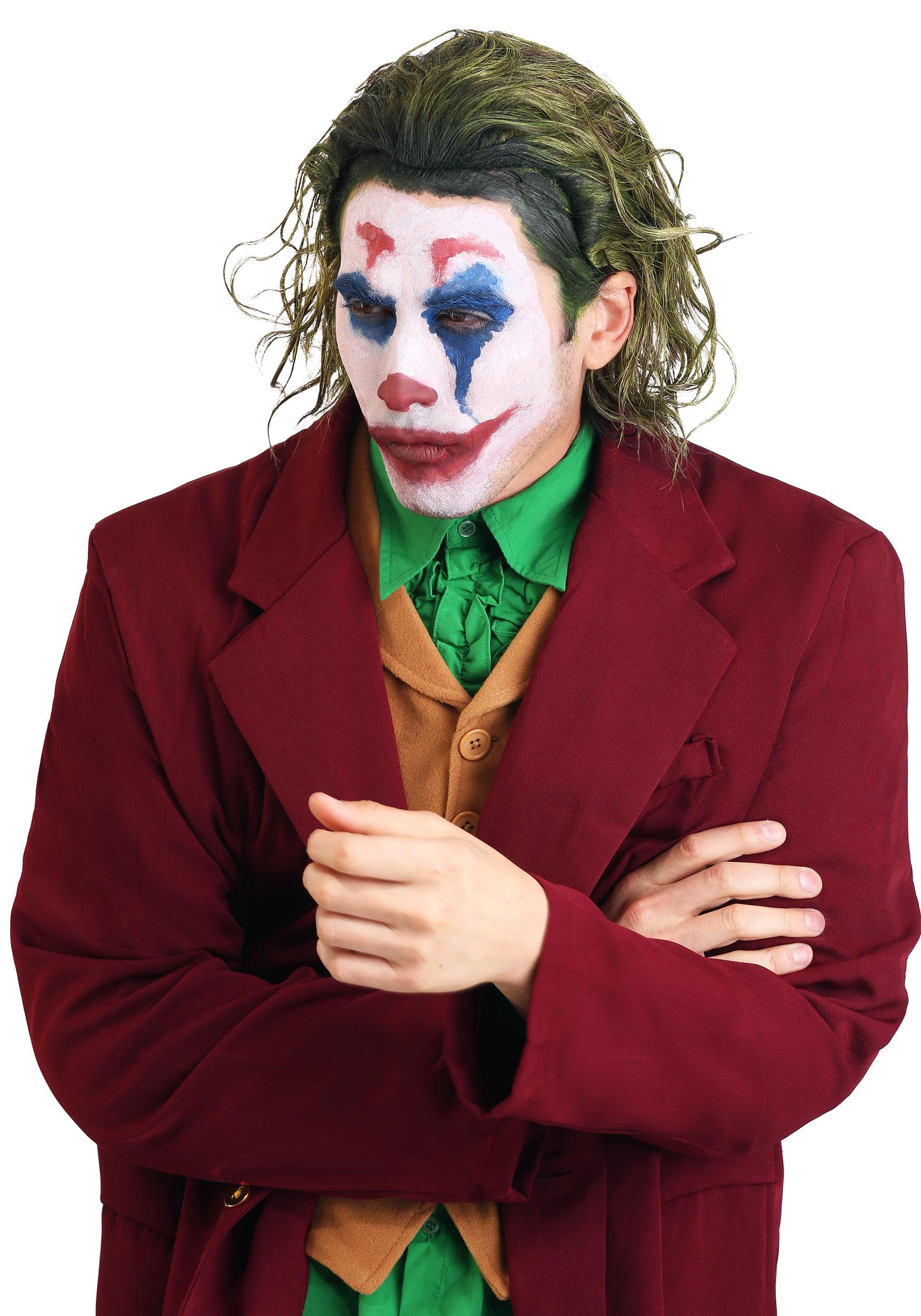 joaquin phoenix joker cosplay