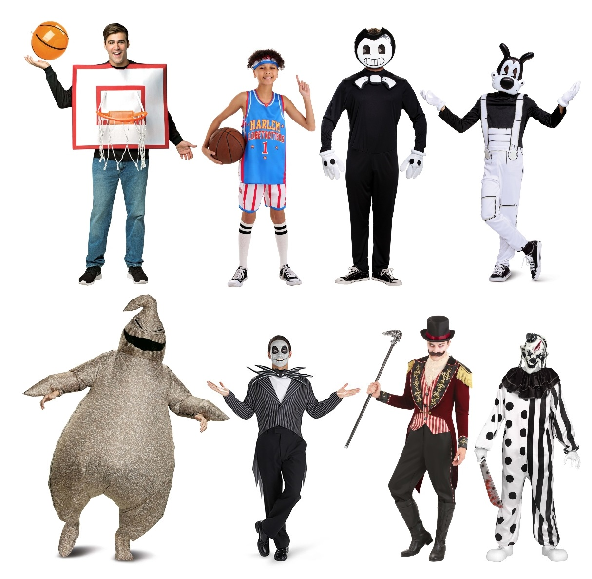 Father and Teen Son Halloween Costumes