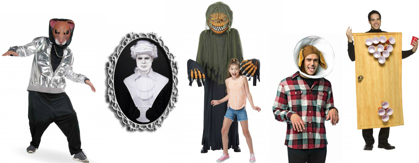 Unique Halloween Costumes for Guys