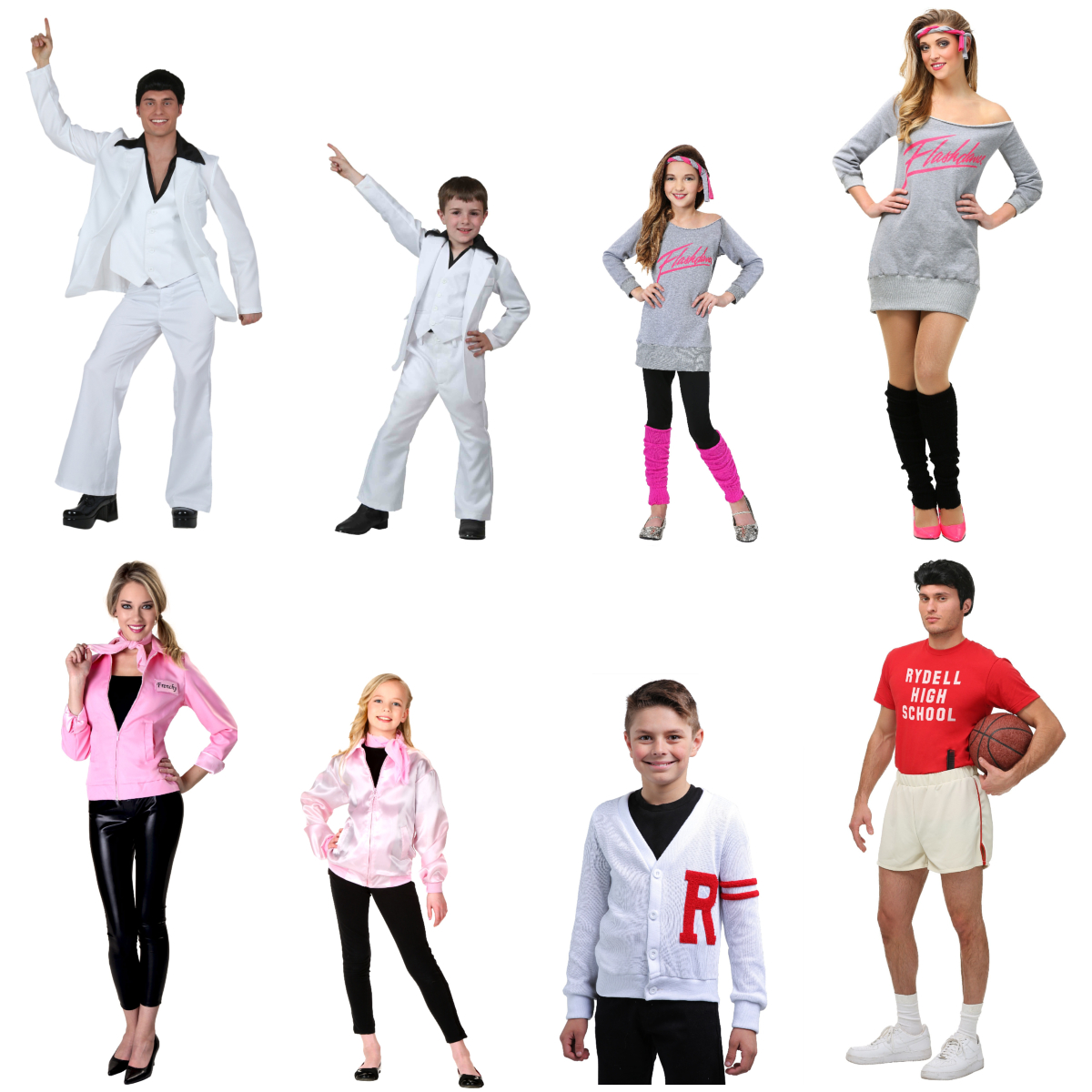 Best Dancing Movie Costumes