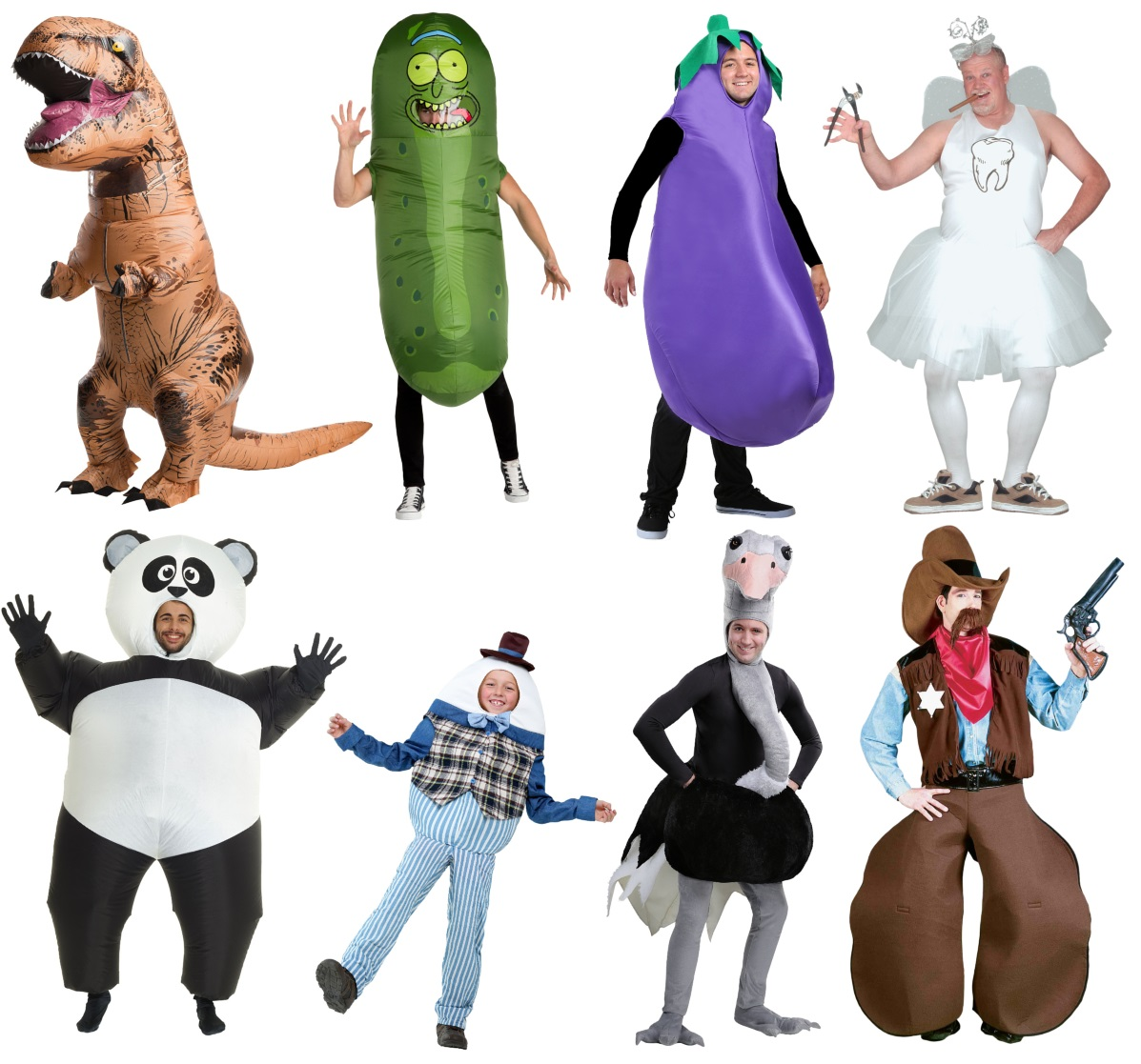 Ridiculous Costumes to Make Any Dance Look Silly