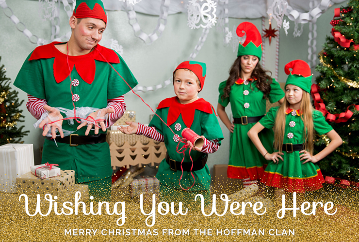 Diy Christmas Card Ideas To Accompany Your Holiday Pictures Halloweencostumes Com Blog