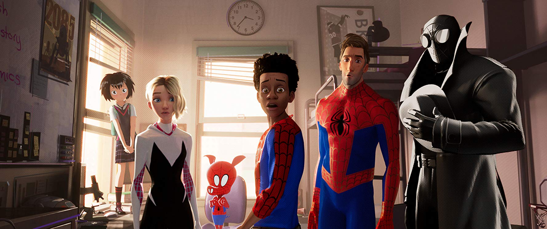 Best Animated Movie of 2018: Spider-Man: Into the Spider-Verse