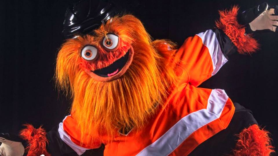 Best New Mascot of 2018: Gritty