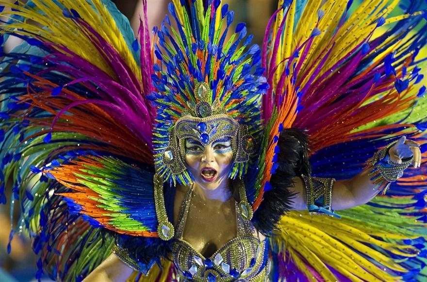 The Carnival of Brazil