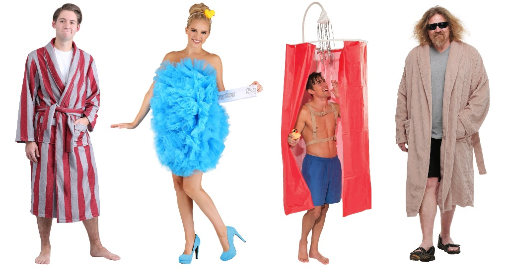 Adult Bath Time Costumes
