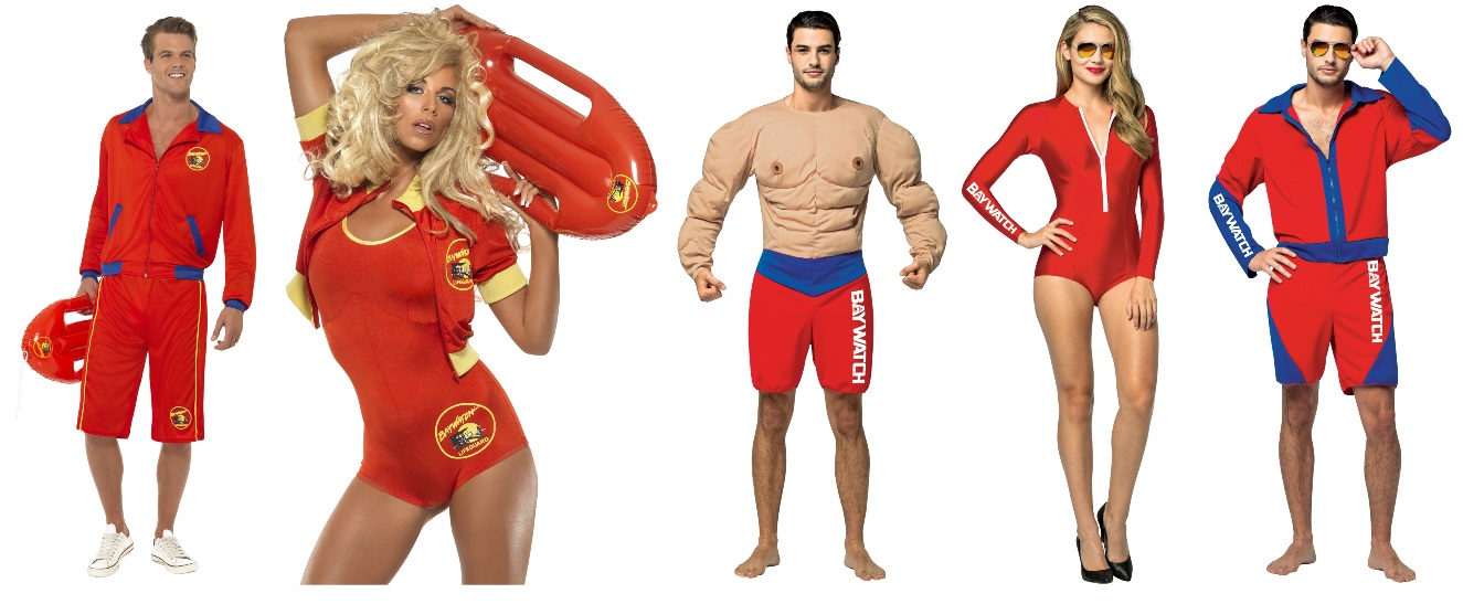 Adult Baywatch Costumes