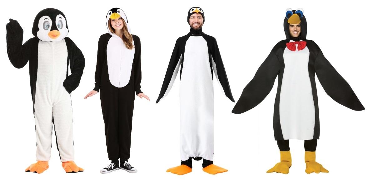 Adult Penguin Costumes