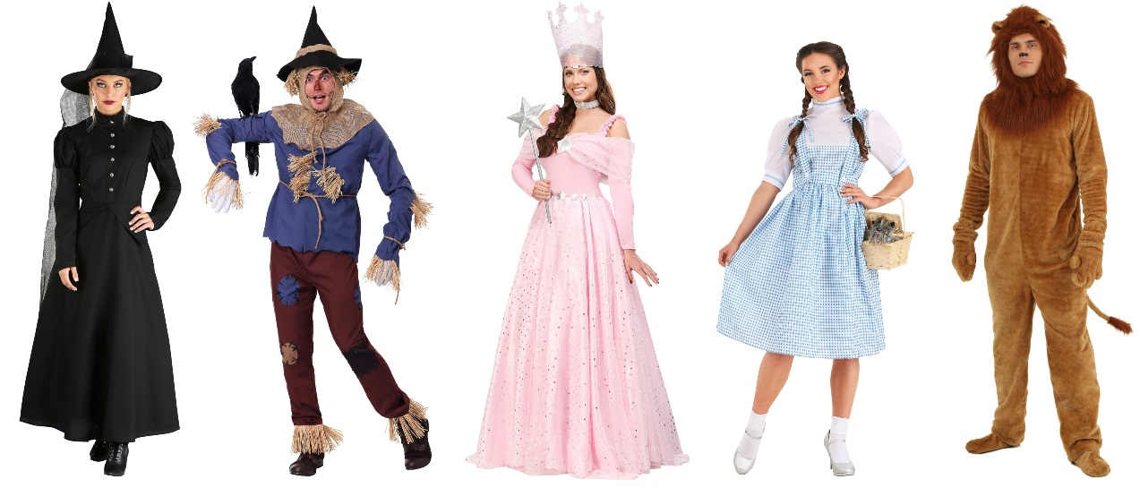 Adult Wizard of Oz Costumes