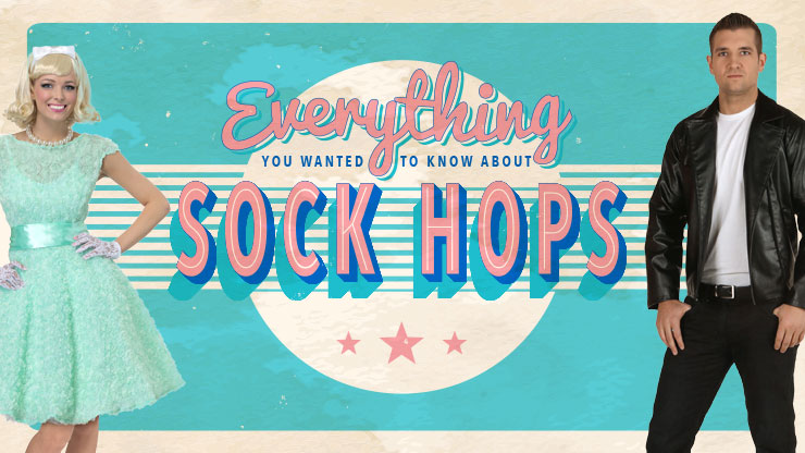 Everything You Wanted to Know About Sock Hops and Having Fun 50s Style